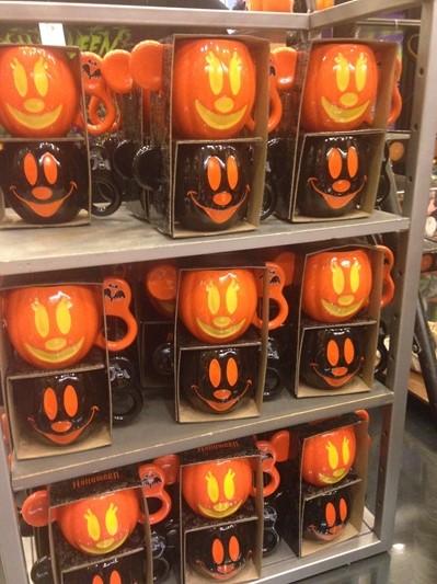 Canecas Disney Halloween
