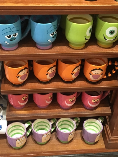Canecas Disney Monstros SA