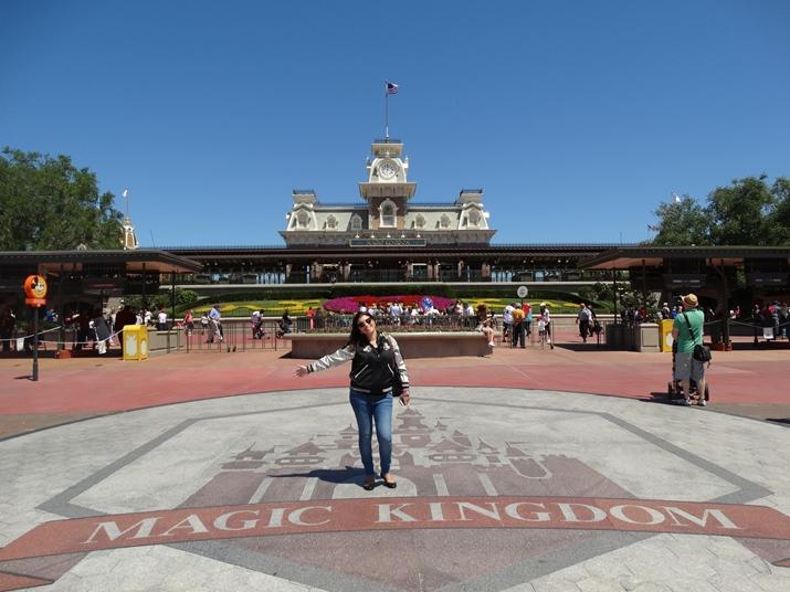 Quais são os parques da Disney no mundo?