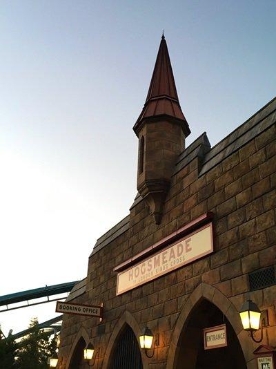 Hogsmead Castelo de Hogwarts