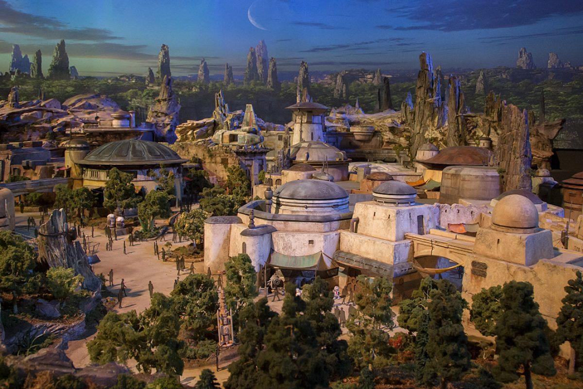 Star Wars Land no Hollywood Studios