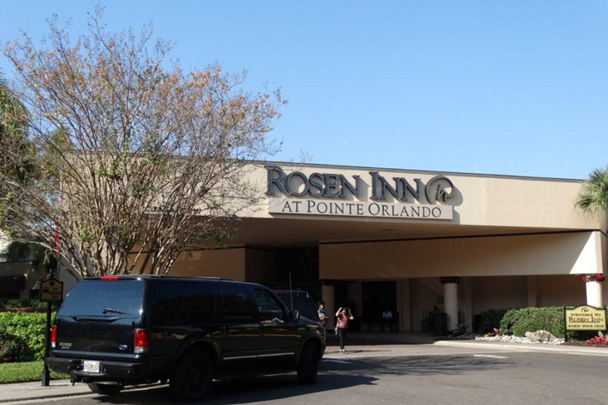 Rosen Inn at Pointe Orlando- Hotel com ótimo preço e localização