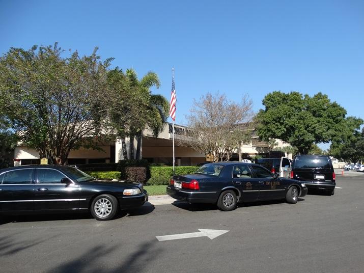 Rosen Inn at Pointe Orlando Entrada