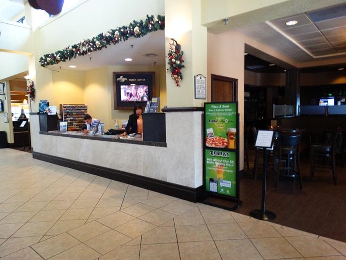 Rosen Inn at Pointe Orlando Recepção
