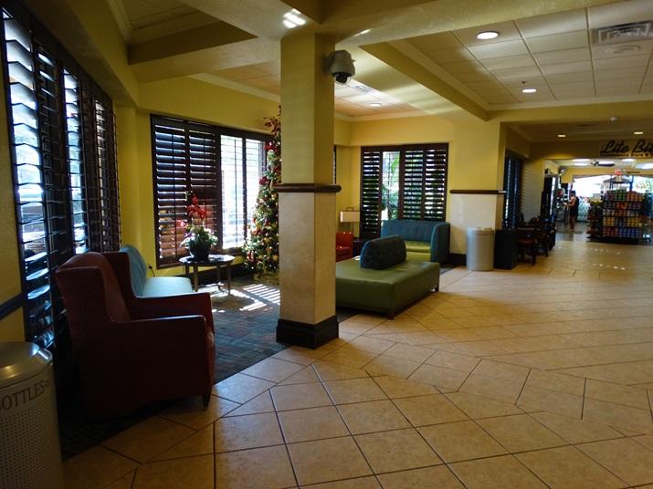 Rosen Inn at Pointe Orlando Lobby