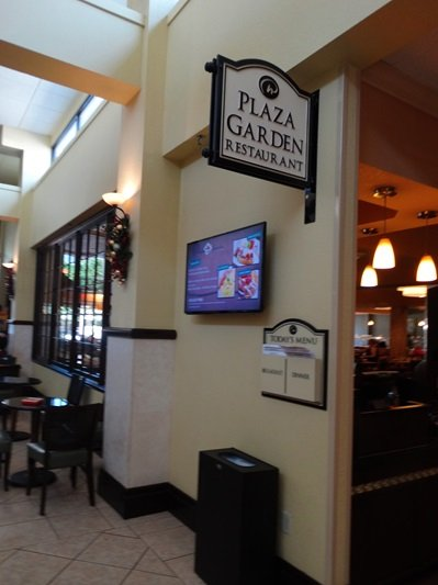 Rosen Inn at Pointe Orlando PLaza Restaurant