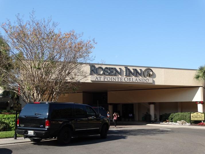 Rosen Inn at Pointe Orlando Hotel Orlando