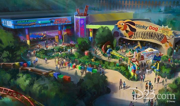 Novidades da Disney Toy Story