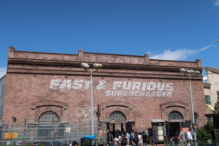 Universal Studios Velozes e Furiosos