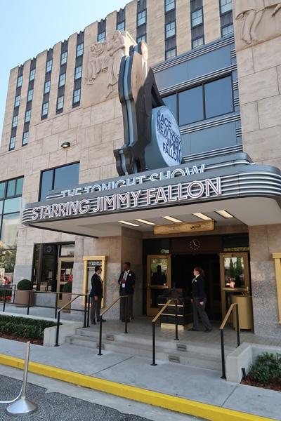 Universal Studios Jimmy fallon