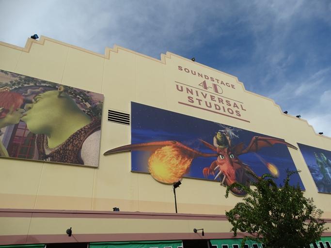 Universal Studios Shrek