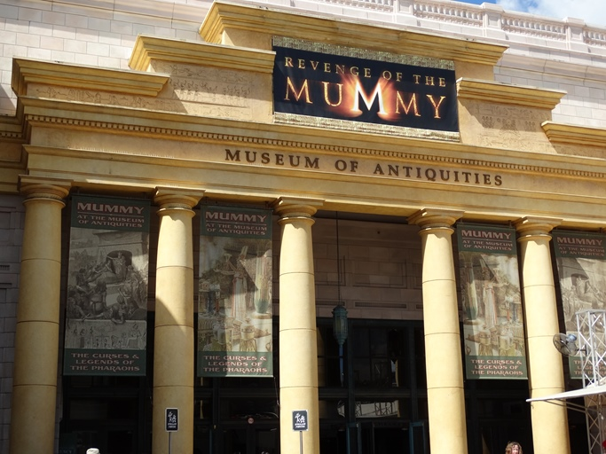 Universal Studios múmia