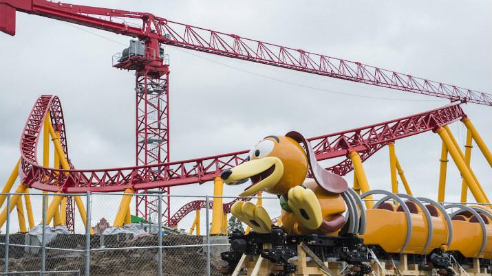 Novidades de Orlando em 2018 Toy Story Land