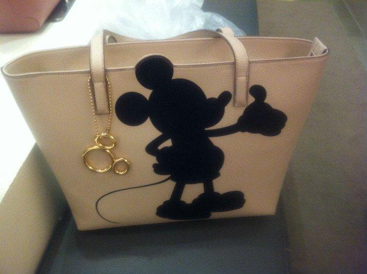 Arezzo Bolsa Mickey