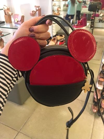 Arezzo Disney Bolsa Mickey