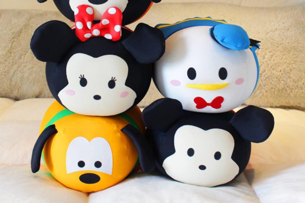 A coleção FOM Disney