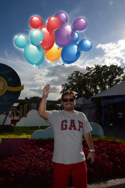 fotos da disney epcot