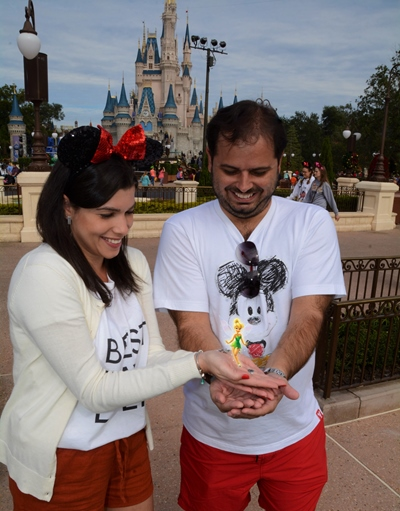 fotos da disney magic kingdom