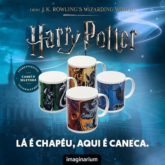 Harry Potter Imaginarium Caneca