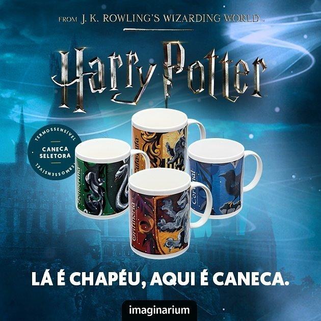 Harry Potter Imaginarium Caneca