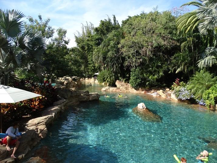 Discovery Cove Orlando Rios