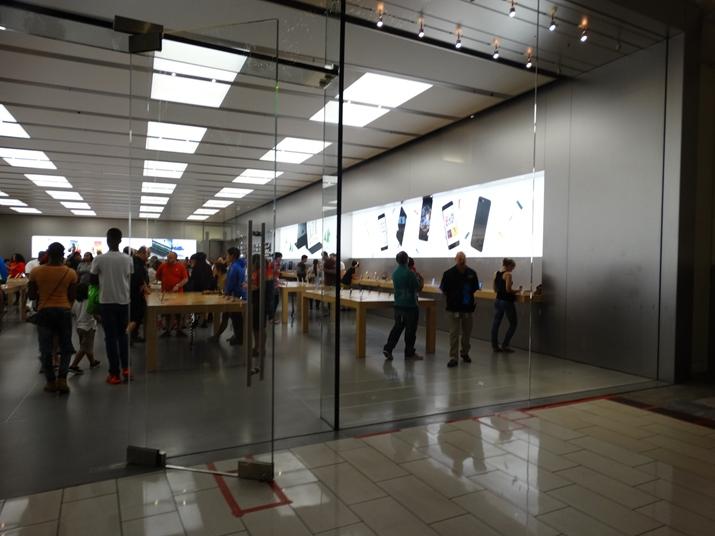 Apple em Orlando EUA