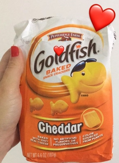 walmart americano goldfish