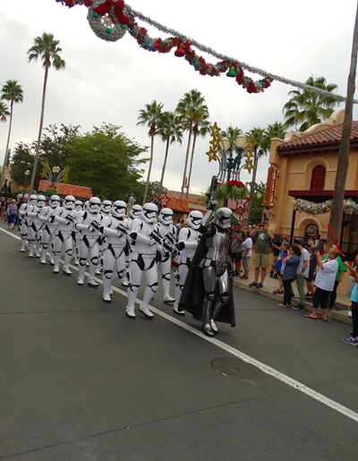 Hollywood Studios Marcha Star Wars