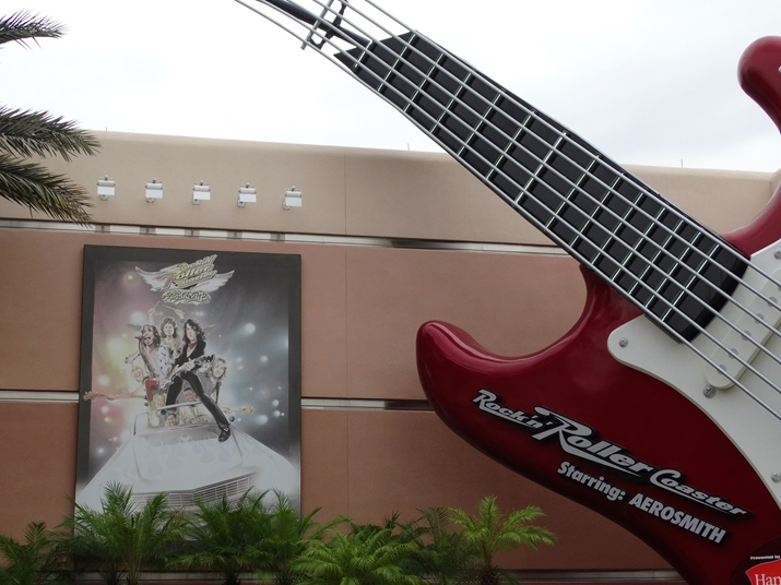 Hollywoos studios aerosmith