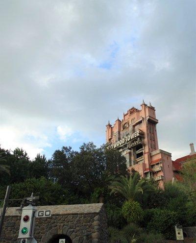 Hollywoos Studios Torre do Terror