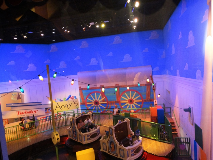 Hollywood Studios Toy Story Mania