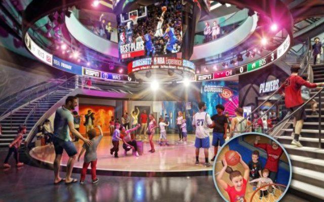 NBA Experience vai inaugurar na Disney- veja mais detalhes