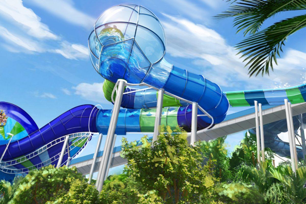 Ray Rush — nova atração do parque Aquatica em 2018!