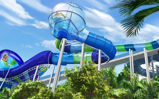 Ray Rush – nova atração do parque Aquatica em 2018!