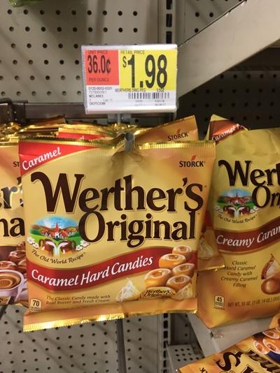 walmart americano Wether's