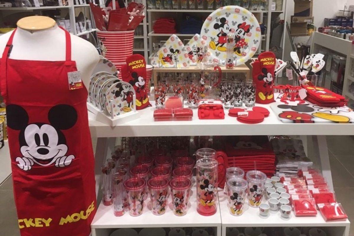 Coleção Camicado Mickey e Amigos da Disney