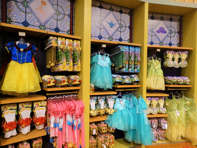 Vestidos Princesas