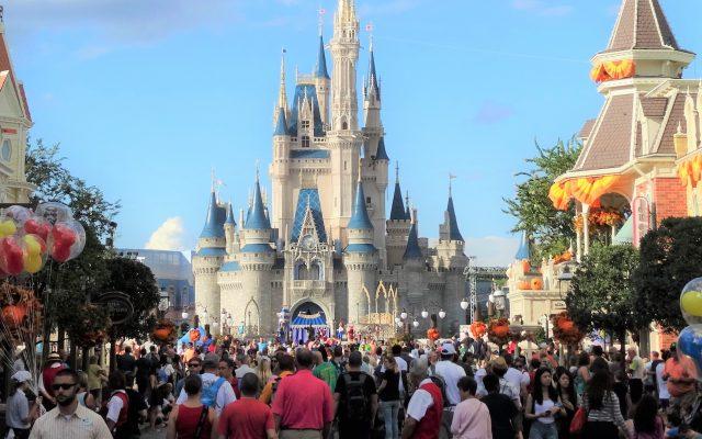Calendário de Lotação dos Parques de Orlando