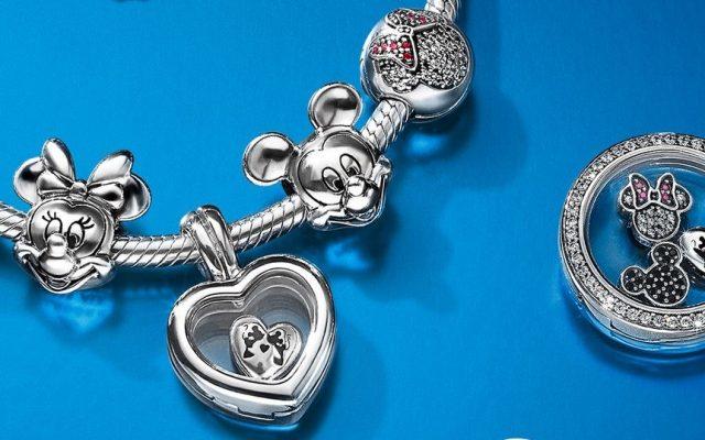 A coleção Pandora Disney chegou no Brasil!