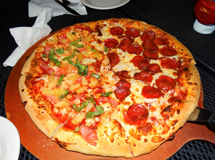 Pizza Hut Orlando economizar