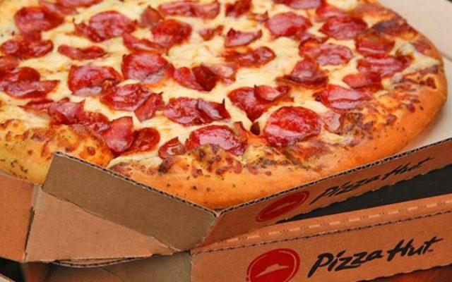 Pizza Hut Orlando: uma opção baratinha e gostosa