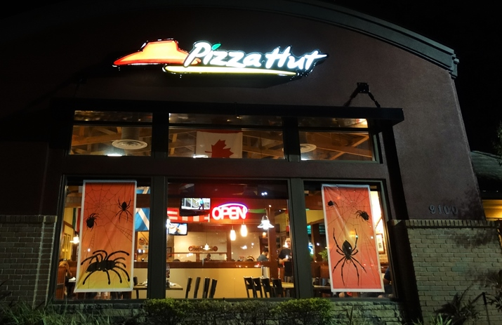 Pizza Hut Orlando