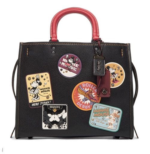 Coach Minnie Mouse Bolsa