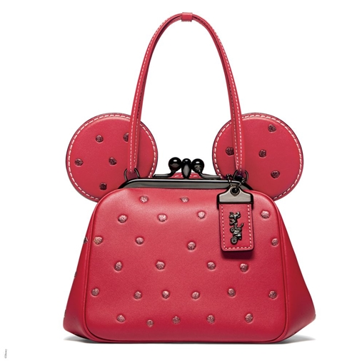 Coach Minnie Mouse Bolsas