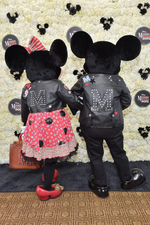 Coach Minnie Mouse Mickey
