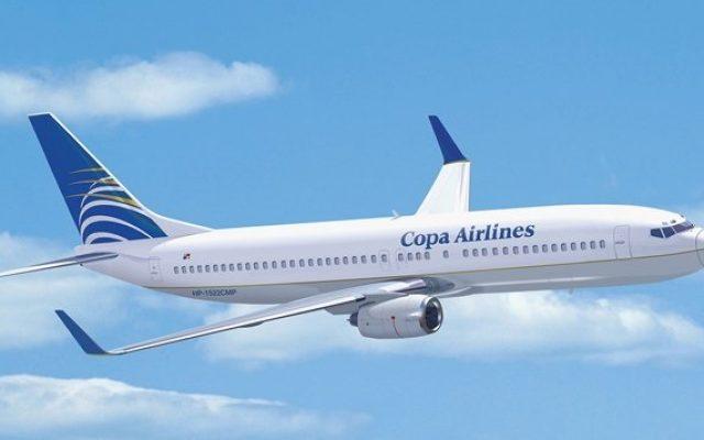 Voando de Copa Airlines para Orlando. Éboa?