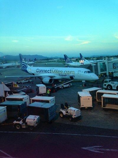 Vôo Copa Airlines para Orlando bagagem