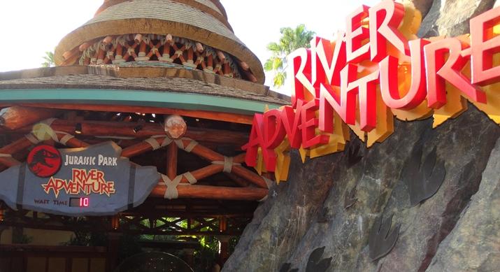 Islands of Adventure Jurassic Park