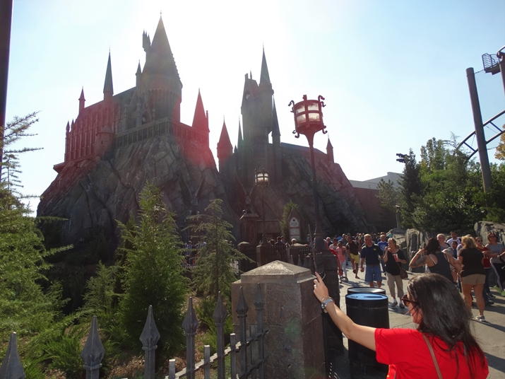 Islands of Adventure Castelo de Hogwarts