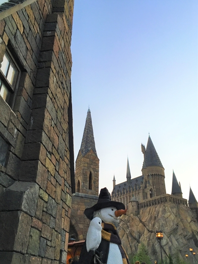 Islands of Adventure Harry Potter